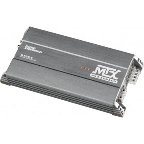 Amplificator MTX Road Thunder RT60.4,  4 Canale, 4x60W
