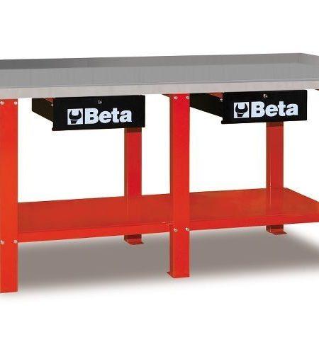 Banc de lucru cu 2 sertare BETA C56 R