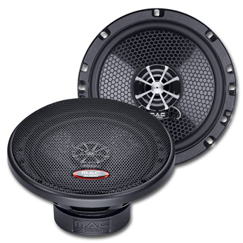 Boxe auto coaxiale Mac Audio Performance X 16.2, 16cm , 2cai, 80W RMS, set 2 difuzoare