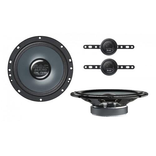Boxe auto componente Mac Audio Mac Mobil Street 2.16 F, 16cm , 2cai, 60W RMS, set 2 difuzoare