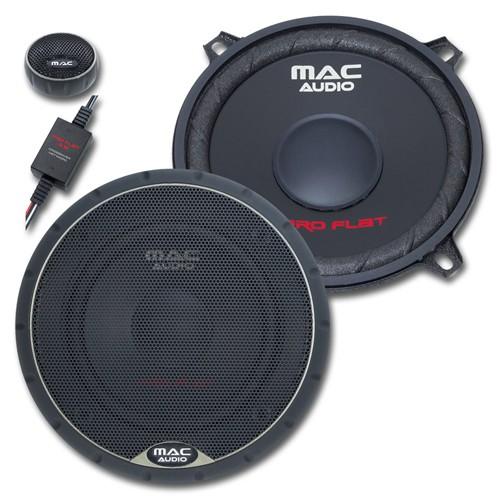 Boxe auto componente Mac Audio Pro Flat 2.13, 13cm , 2cai, 70W RMS, set 2 difuzoare