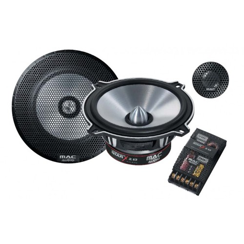 Boxe auto componente Mac Audio Star X 2.13, 13cm , 2cai, 150W RMS, set 2 difuzoare