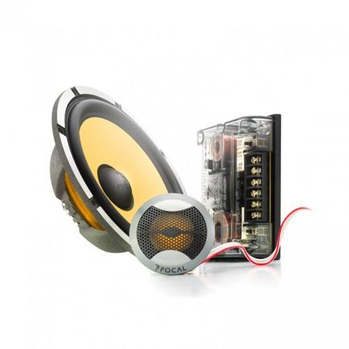Boxe auto componente sistem Focal K2 Power 165KRX2, 16.5 cm, 2 cai, 100W RMS, set 2 difuzoare