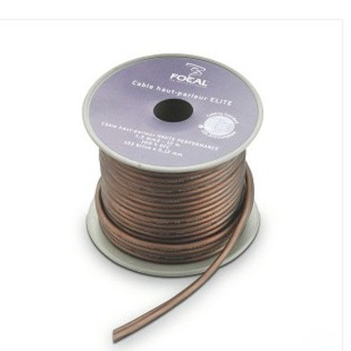 Cablu difuzoare Focal 1,5mm, 2x12m