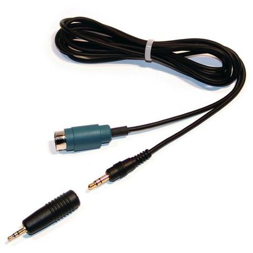 Cablu pentru conctarea interfetelor externe mini jack - iPod Alpine KCE-236B