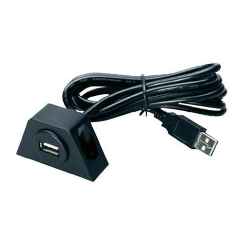 Cablu prelungitor USB Ampire XUB200, 200cm (cu soclu)
