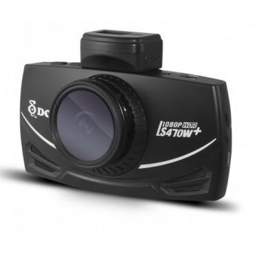 Camera auto DOD LS470W+, filtru polarizat, Full HD, GPS 10x, senzor Sony, lentile 7g Sharp, WDR, G senzor, 3? LCD