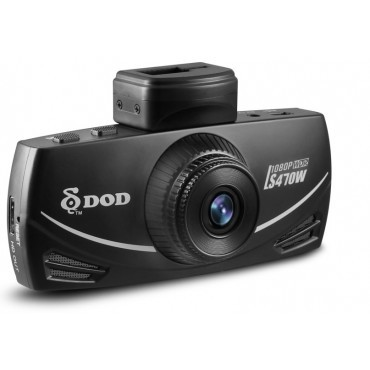 Camera auto DOD LS470W, Full HD, GPS 10x, senzor imagine Sony, lentile 7g Sharp, WDR, G senzor, 2.7? LCD