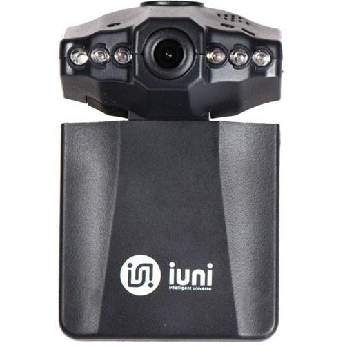 Camera auto DVR iUni Dash P189, HD