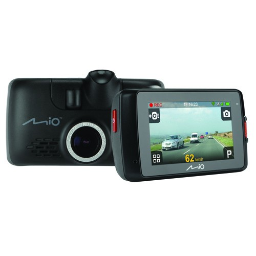 Camera auto DVR Mio Mivue 638 Touch, Full HD, GPS