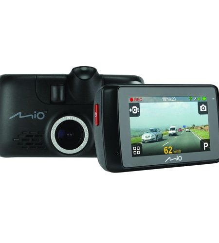 Camera auto DVR Mio Mivue 658 Touch, Ultra HD, GPS