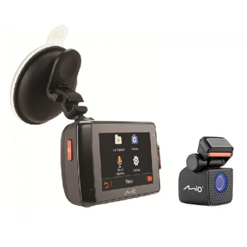 Camera Auto DVR Mio MiVue 698 Dual, Extreme HD, GPS