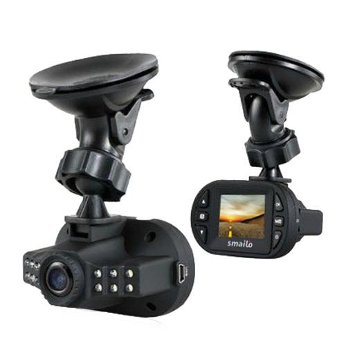 Camera auto DVR Smailo DriveX, FullHD, Filmare pe timp de noapte