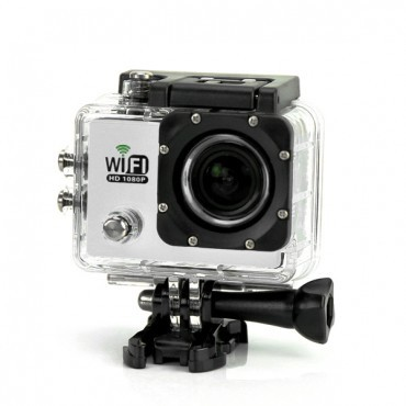 Camera Video Sport iUni Dare 65i Wi-Fi, Argintiu