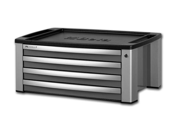 Cutie de scule cu 4 sertare portabila pentru C39, gri BETA C39 T-G