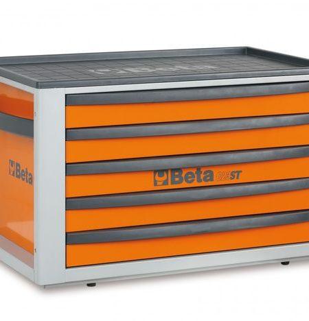 Cutie de scule cu 5 sertare portabila pentru C24S BETA C23 ST-O