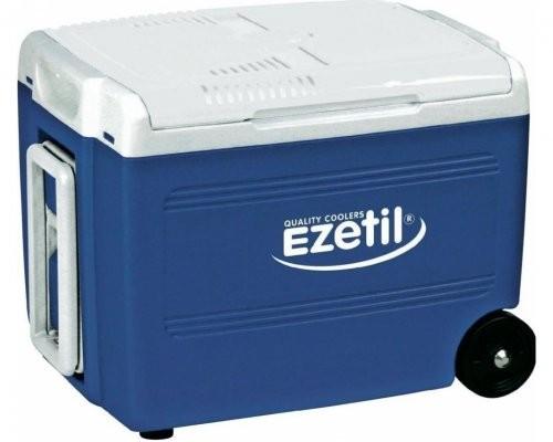 Cutie termoelectrica Ezetil E40M 12/230V, capacitate 37 litri