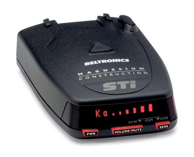 Detector Radar Beltronics STI Driver sti driver cu detectie de la distanta mare