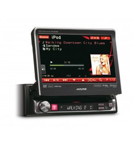 DVD Player Alpine IVA-D511RB, 1 DIN, 4x50W, USB, iPod/iPhone