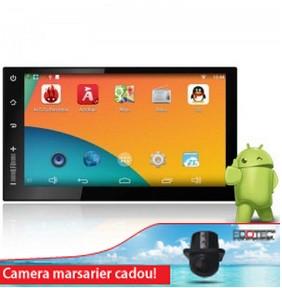EDOTEC EDO-DROID Navigatie cu Android Navigatie Dvd Auto Gps Bluetooth 2Din
