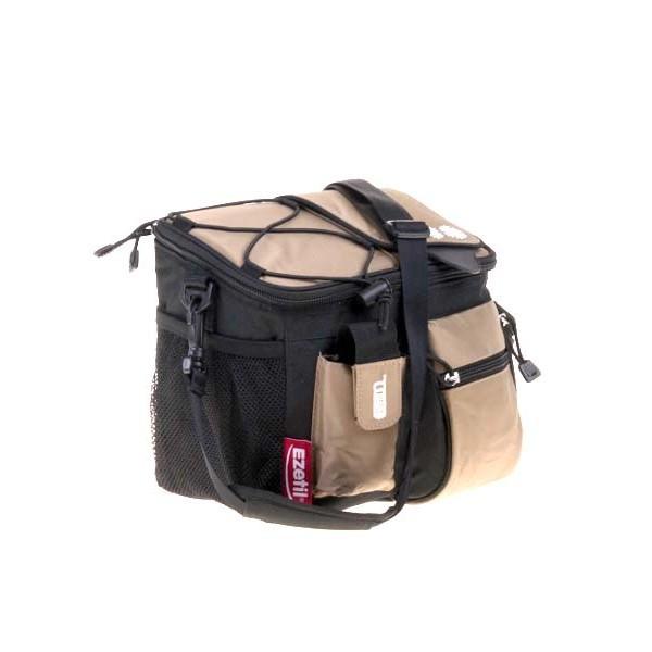 Geanta frigorifica Ezetil 723120 KC Professional 12, speciala cu un design elegant, usor de curatat. Spatiu de depozitare carte, portofel, telefon....