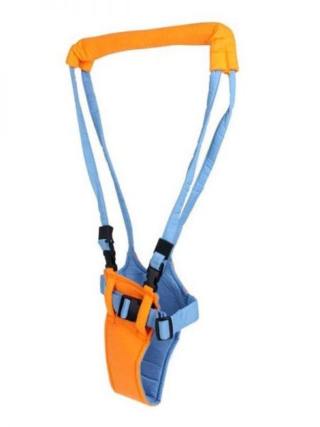 Ham de siguranta pentru mersul pe jos CMC Baby Safe Walking, curea reglabila si maner pentru transport