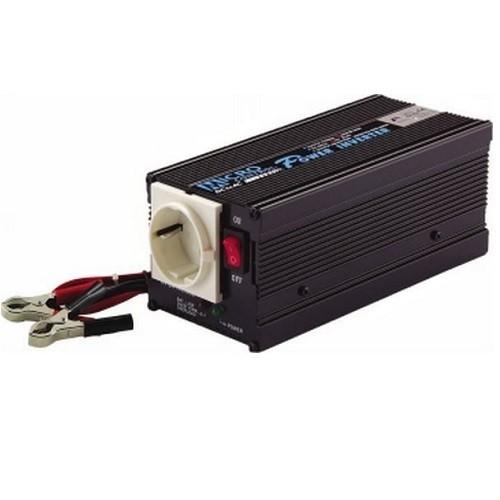 Invertor tensiune Albrecht A301 M 400W 24V Cod 47873