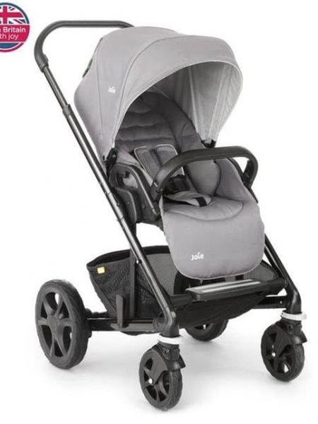 Joie ? Carucior multifunctional 2 in 1 Chrome Java/Gemm Midnight