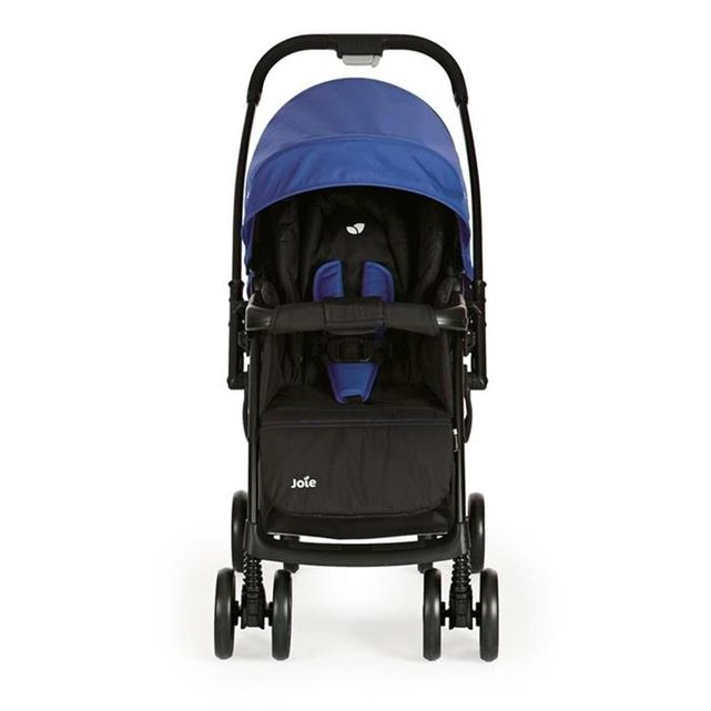 Joie Carucior 2 in 1 cu maner reversibil Mirus Travel System Bluebell