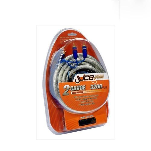 Kit cablu amplificator Juice JW 21, 35mm