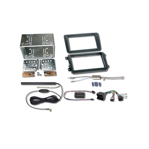 Kit de instalare Alpine KIT-7VWX,  pentru INE-W987D si iLX-700 ( VW, Seat si Skoda )