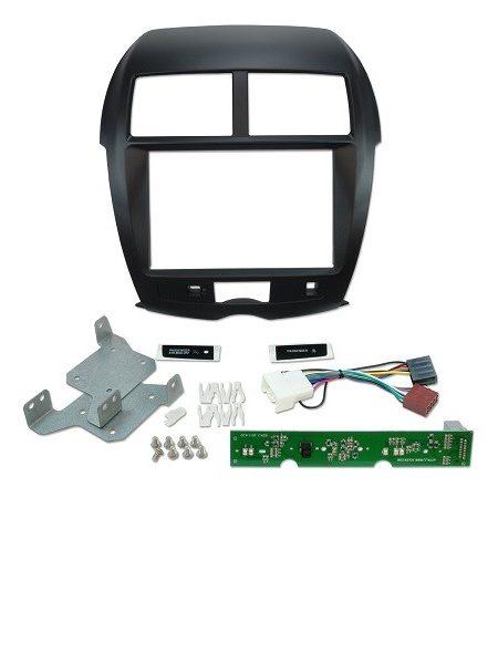 Kit de instalare Alpine KIT-8ASX, pentru INE-W928R / X800D-U ( Mitsubishi ASX / Citroen C4 Aircross / Peugeot 4008 )