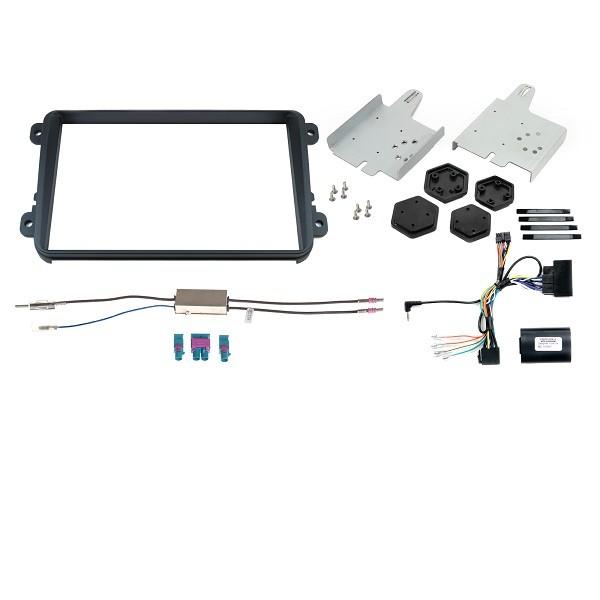 Kit de instalare Alpine KIT-8VW pentru INE-W928R ( VW Golf, Scirocco, EOS , Jeta, Passat , Polo 5)