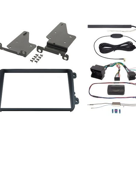 Kit de instalare Alpine KIT-8VWTX , pentru  X800D-U (VW: Touran, Tiguan, Caddy , T5 Facelift,Beetle, Amarok, Sharan, Seat: Alhambra, Leon, Toledo,...