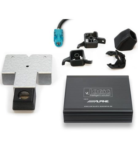 Kit instalare camera marsarier Alpine KIT-X5ICL, pentru BMW X5 cu sistem CIC