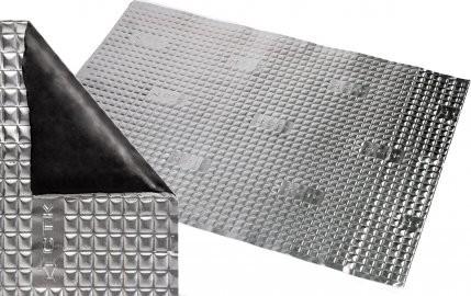 Material insonorizant CTK 2.5 mm , o folie