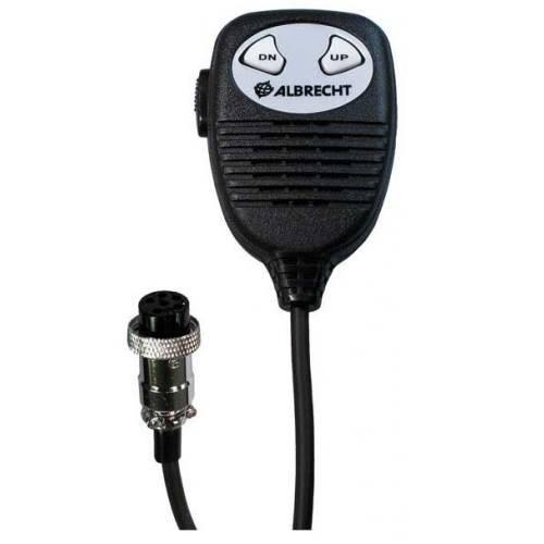 Microfon Albrecht cu 6 pini pentru statii AE6190/6690/6890 Cod 41978