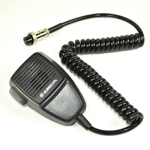 Microfon Albrecht electret cu 4 pini pentru statie AE 4200 Cod 41982