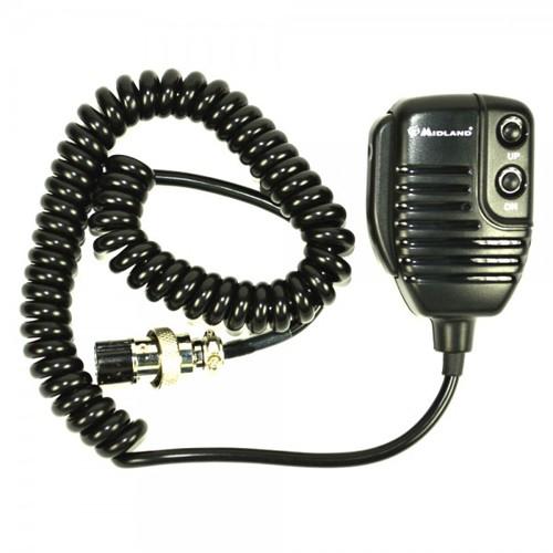 Microfon Midland MR120 electret pentru statii 48/78/248 Cod C404.01