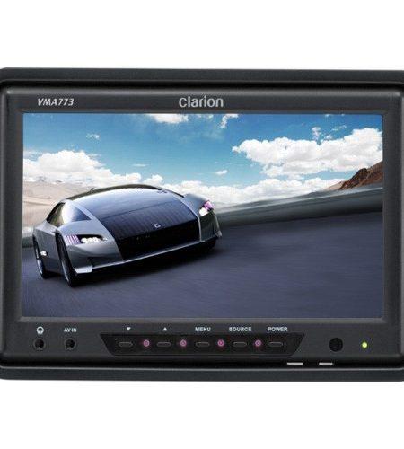 "Monitor tetiera Clarion VMA 773, 7"", VGA"