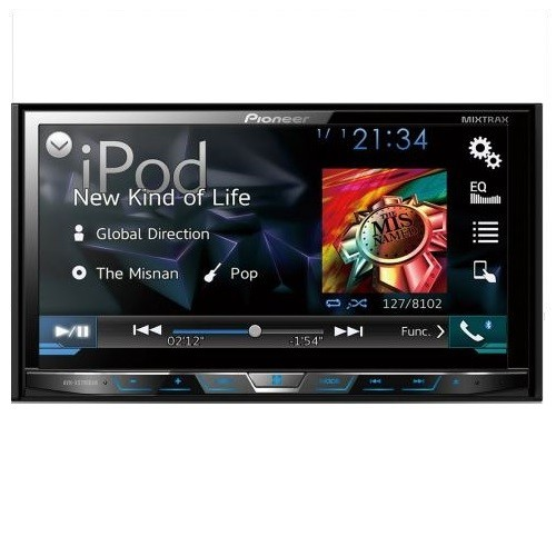 Multimedia player auto Pioneer AVH-X5700DAB, 2DIN, CD/DVD,USB, AUX, iPod/iPhone, Bluetooth, 4x50w, ecran 7.0''