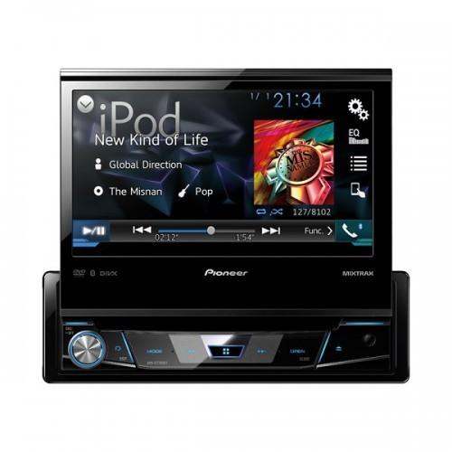 Multimedia player auto Pioneer AVH-X7800BT, 1DIN, CD/DVD,USB, AUX, iPod/iPhone, Bluetooth, 4x50w, ecran 7.0''