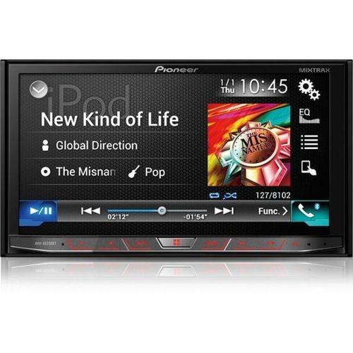 Multimedia player auto Pioneer AVH-X8700BT, 2DIN, CD/DVD,USB, AUX, iPod/iPhone, Bluetooth, 4x50w, ecran 7.0''