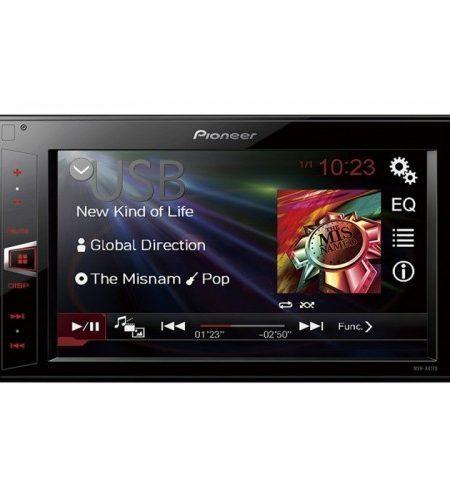 Multimedia player auto Pioneer MVH-AV180, 2DIN,USB, AUX, iPod, 4X50W, ecran 6.2''