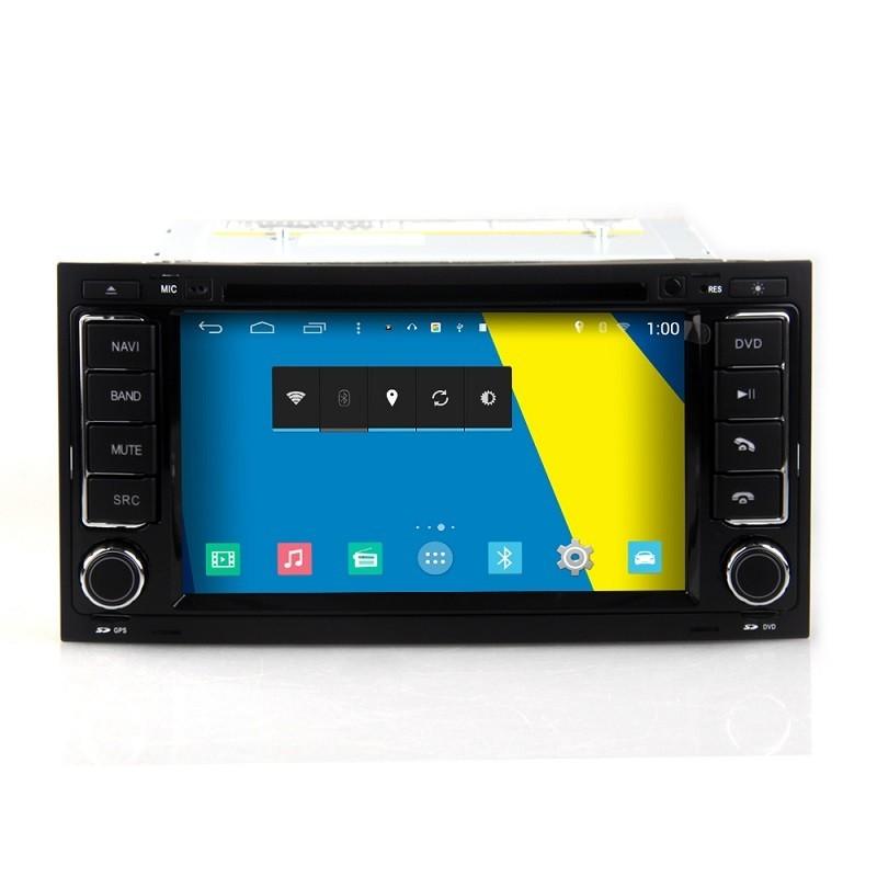 Navigatie Dedicata Edotec EDT-M042 Dvd Multimedia Android Gps Touareg T5 Navigatie