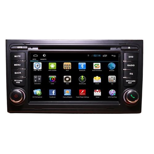 Navigatie dedicata pentru Audi A4 2003-2014, Edotec EDT-G050, sistem de operare  android