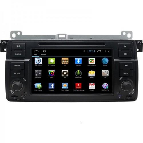 Navigatie dedicata pentru BMW SERIA 3 E46 1998-2006 , EDOTEC G052 , sistem de operare Android
