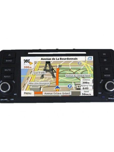 Navigatie dedicata pentru BMW Seria 3 E46,CarVision DNB - E46