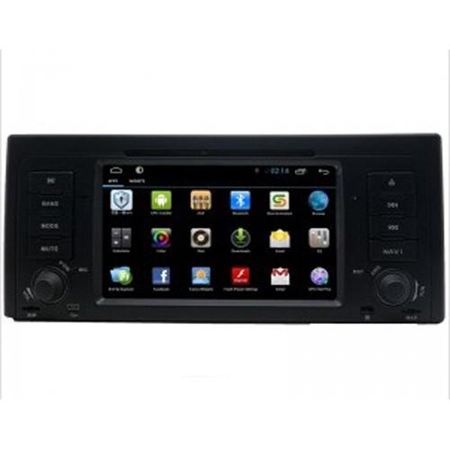 Navigatie dedicata pentru BMW SERIA 5 E39 1996-2003, BMW X5 E53 1999-2006, EDOTEC G082, sistem de operare Android