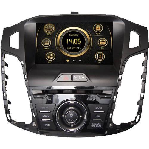 Navigatie dedicata pentru Ford Focus 2012-2014, Car Vision DNB-Focus